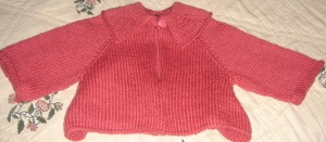 Girlfriends Swing Coat Sweater #1