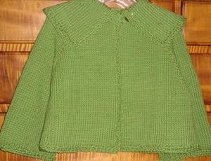 Girlfriends Swing Coat Sweater #2
