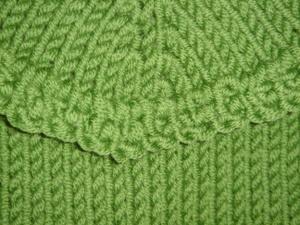 Girlfriends Swing Coat Sweater #2 - Close Up