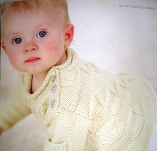 Another Sublime Baby Knit
